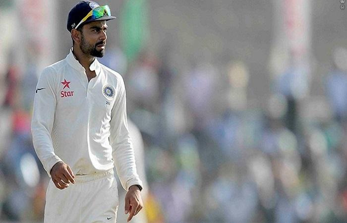 पहले टेस्ट मैच से रोहित शर्मा बाहर!!