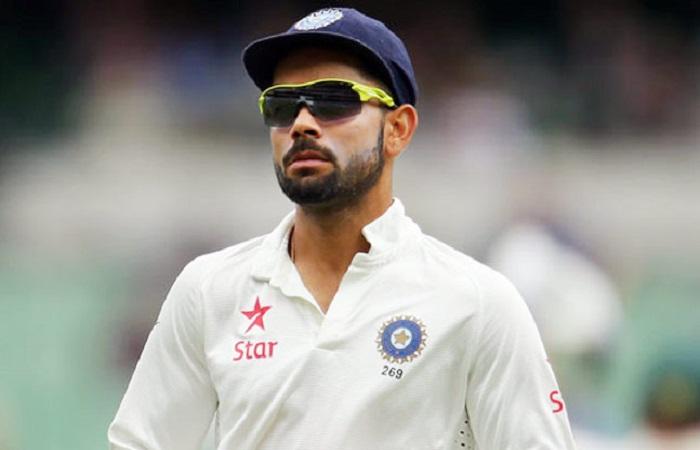 टेस्ट क्रिकेट में भारतीय कप्तान के तौर पर कोहली का प्रदर्शन कैसा रहा है ?