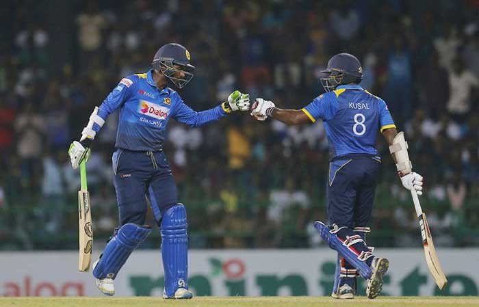 Kusal Perera Powers Sri Lanka to Six-Wicket Win Over Bangladesh