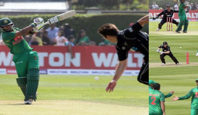 न्यूजीलैंंड को हराकर बांग्लादेश ने रचा इतिहास, पहली बार बांग्लादेश ने किया