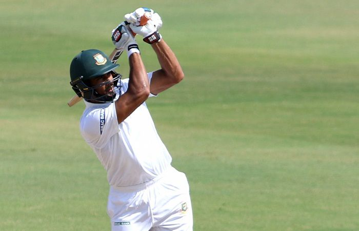 Mahmudullah left out of second Test against Sri Lanka