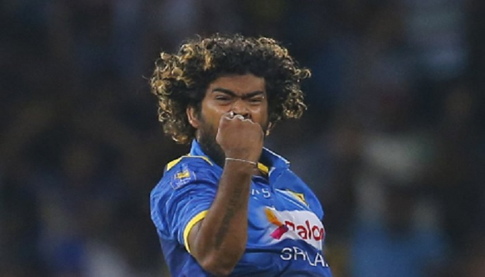 Lasith Malinga takes his maiden T20 International hat-trick