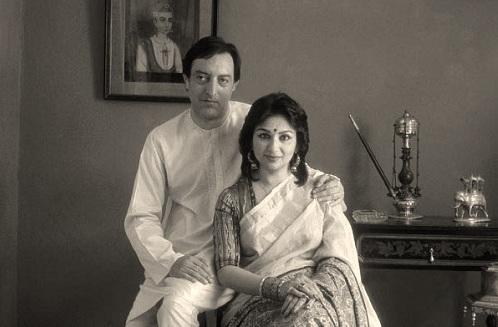 Mansoor Ali Khan Sharmilla Tagore