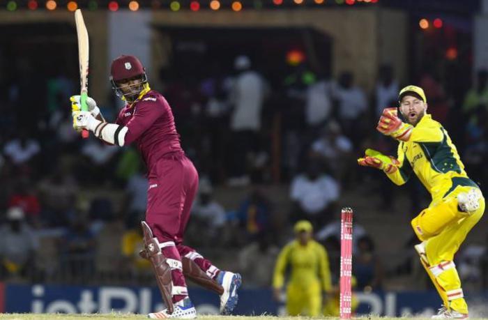 सेम्युल्स की शानदार पारी,वेस्टइंडीज ने ऑस्ट्रेलिया को 4 विकेट से हराया