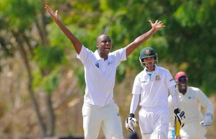 पहले टेस्ट के लिए वेस्टइंडीज टीम में शामिल हुआ नया चेहरा
