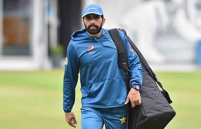 पाकिस्तान के कप्तान मिसबाह-उल-हक ने बनाया अनोखा रिकॉर्ड