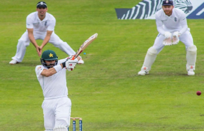 इंग्लैंड बनाम पाकिस्तान