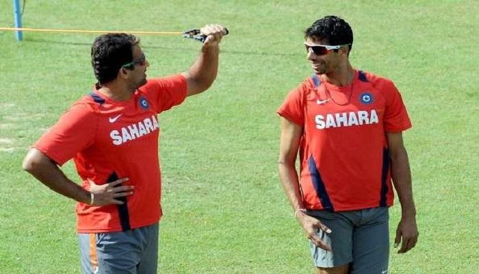 आशिष नेहरा या जहीर खान बन सकते हैं भारतीय क्रिकेट टीम के नए गेंदबाजी कोच