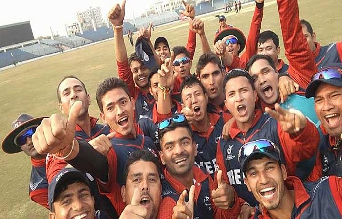 लॉर्ड्स के मैदान पर नेपाल क्रिकेट टीम ने लिखा नया इतिहास