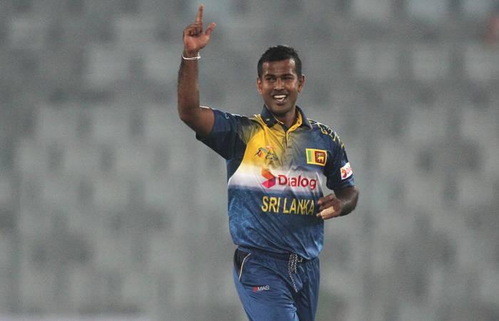 श्रीलंका क्रिकेट टीम के तेज गेंदबाज नुवान कुलासेकरा ने टेस्ट क्रिकेट से सं