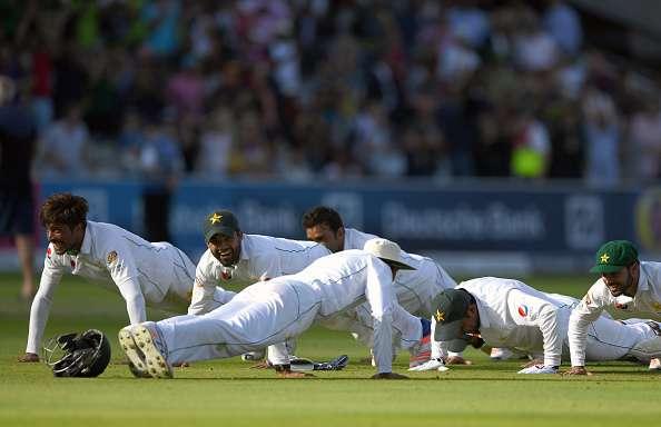 लॉर्ड्स पर जीत के बाद पाकिस्तान ने किया कुछ ऐसा, हर कोई रह गया भौंचक्का