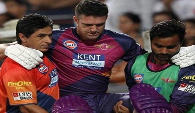 केविन पीटरसन आईपीएल से बाहर