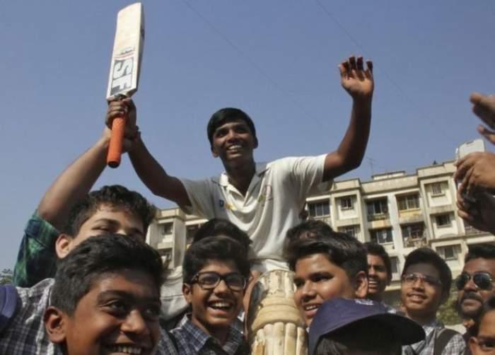 मुंबई के प्रणव धनावाड़े ने रचा एक और नया इतिहास