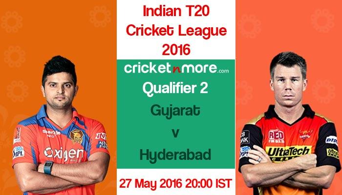 आईपीएल : फाइनल में जगह बनाने उतरेंगे हैदराबाद और गुजरात