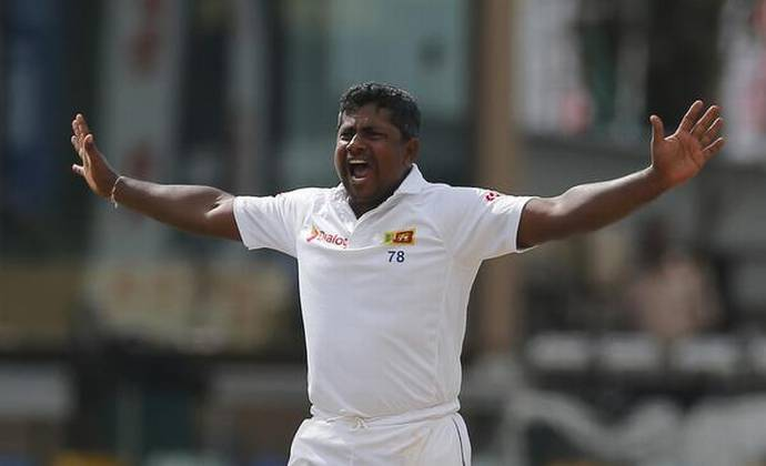 Record breaker Rangana Herath targets 400 Test wickets