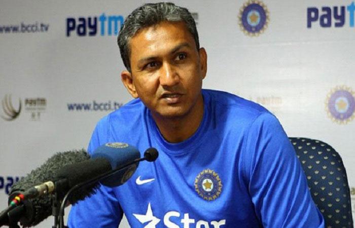 जिम्बाब्वे दौरे के लिए संजय बांगर बने भारतीय टीम के कोच