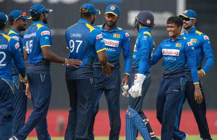 श्रीलंका बनाम बांग्लादेश, पहला वनडे