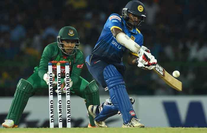 श्रीलंका बनाम बांग्लादेश, पहला टी-20