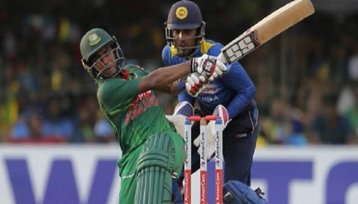 धीमी ओवर गति के लिए श्रीलंका टीम पर लगा जुर्माना