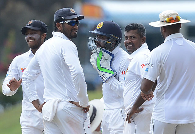 Sri Lanka Take Control at Galle Despite Mushfiqur Defiance