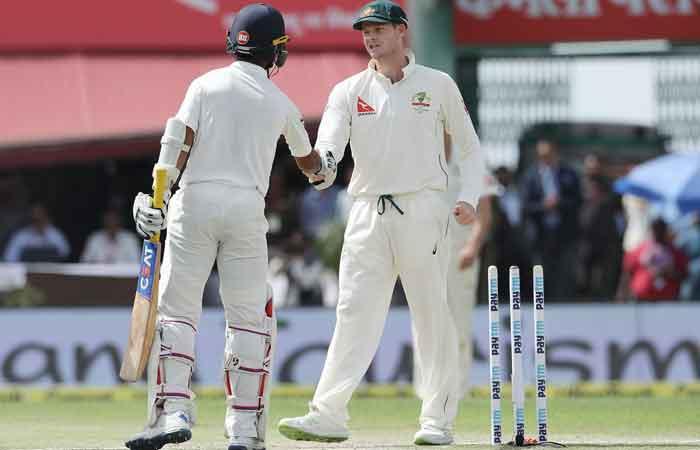 India vs Australia, Test Cricket