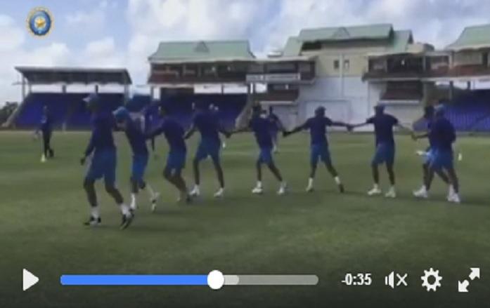 वेस्टइंडीज के खिलाफ टेस्ट सीरीज से पहले टीम इंडिया ने किया ये खास तैयारी