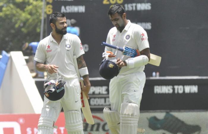 अश्विन का रिकॉर्ड शतक, टीम इंडिया पहुंची 500 के पार