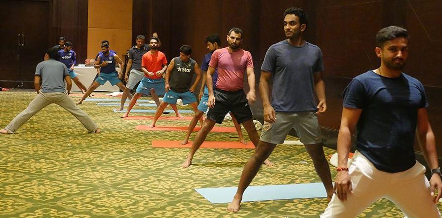 Cricket Image for वेस्टइंडीज के खिलाफ 'योगा' दिलाएगा टीम इंडिया को जीत