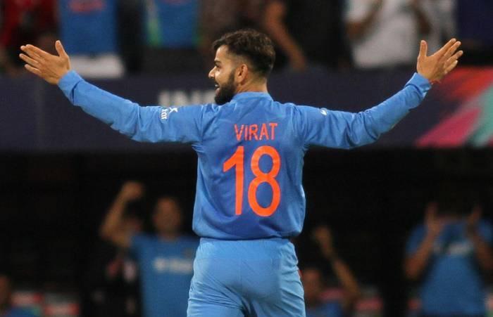 Virat Kohli thanks Indian fans for support during World T20