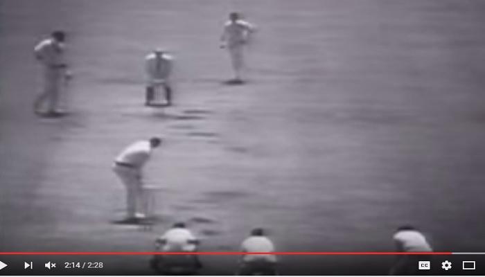 जब वेस्टइंडीज की टीम केवल 25 रनों पर ऑल आउट हो गई- देखिए वीडियो