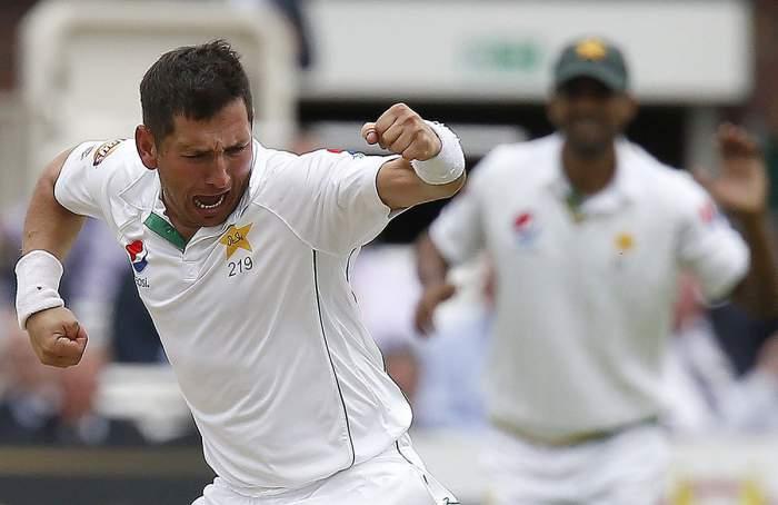 यासिर शाह के नाम होने वाला है टेस्ट क्रिकेट का ये अनोखा कारनामा